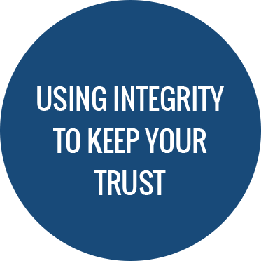 Using Integrity to Keep Your Trust